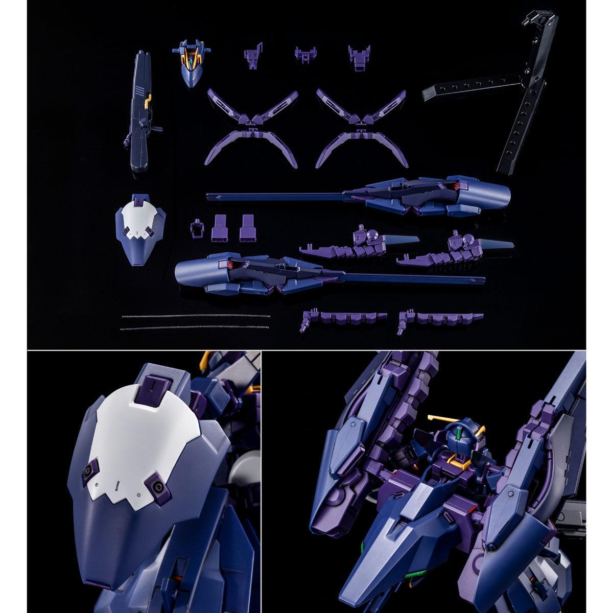 HG 1/144『ガンダムTR-6[ヘイズルII]』ADVANCE OF Ζ プラモデル-008
