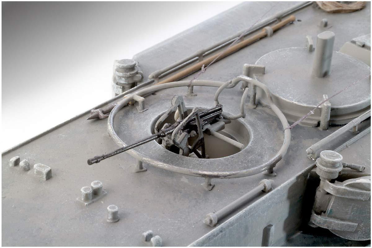 1/72『ドイツ魚雷艇 S100』プラモデル-003