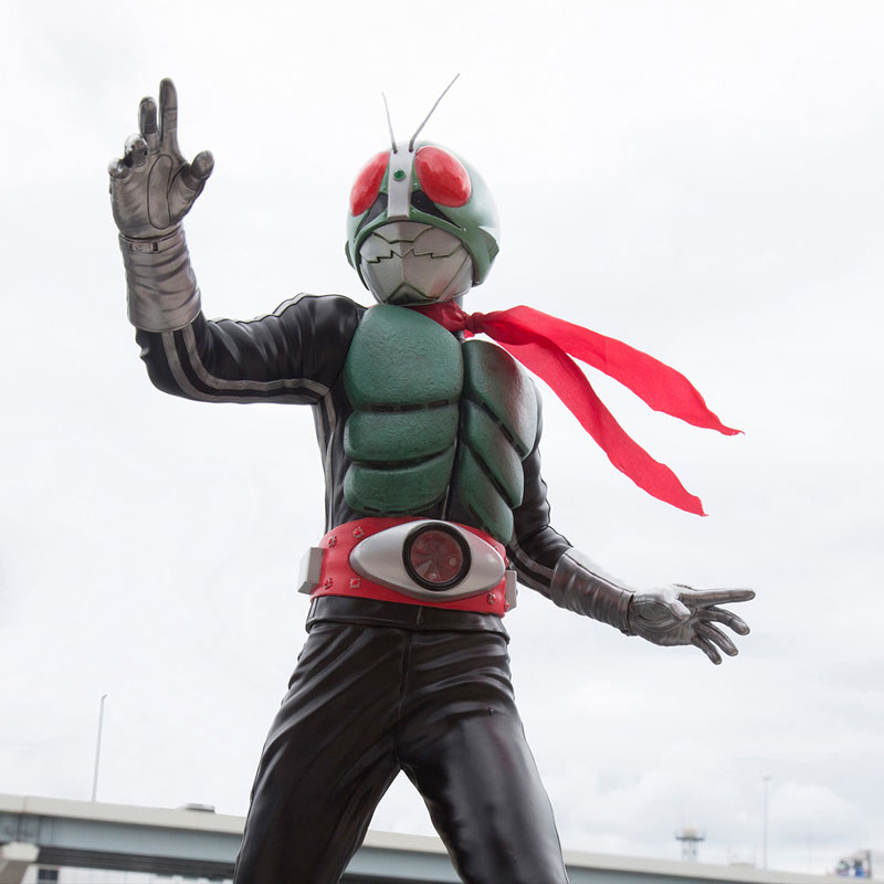 Ultimate Article『仮面ライダー 新1号』完成品フィギュア-007