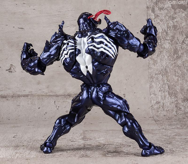 【再販】アメイジング・ヤマグチ No.003『ヴェノム』スパイダーマン 可動フィギュア-002