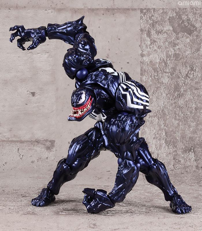 【再販】アメイジング・ヤマグチ No.003『ヴェノム』スパイダーマン 可動フィギュア-005