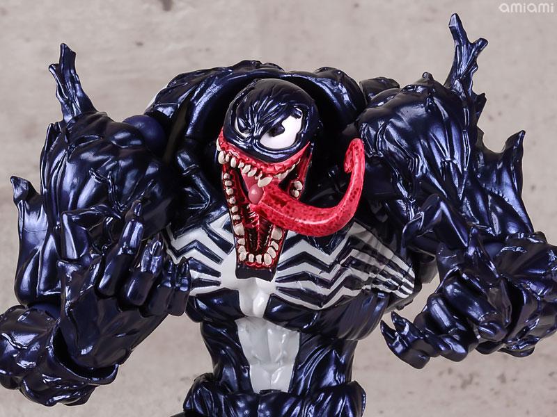 【再販】アメイジング・ヤマグチ No.003『ヴェノム』スパイダーマン 可動フィギュア-007