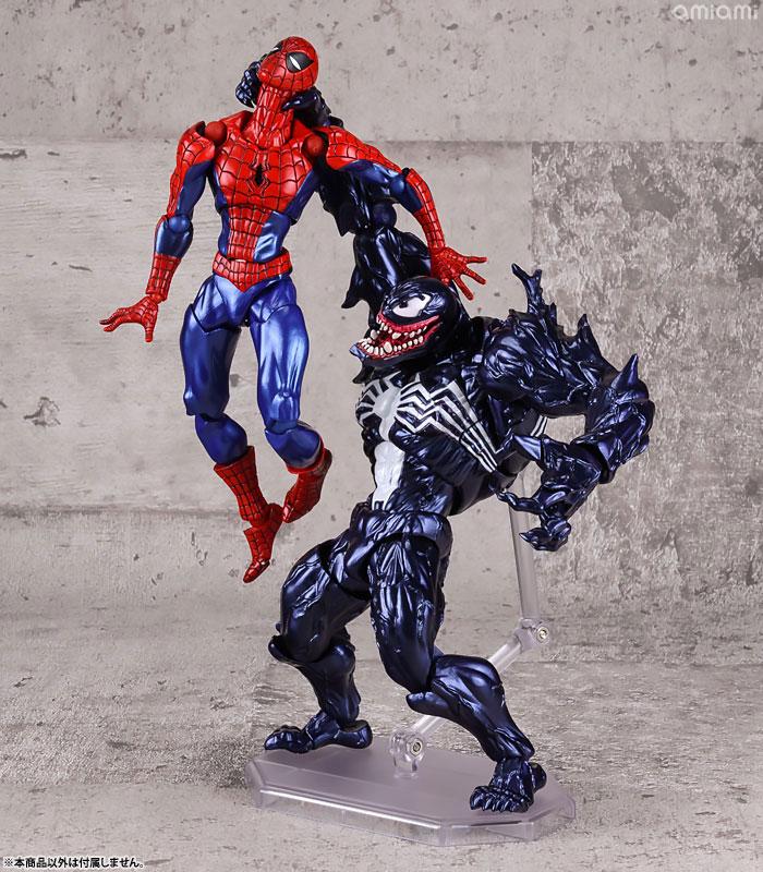 【再販】アメイジング・ヤマグチ No.003『ヴェノム』スパイダーマン 可動フィギュア-008