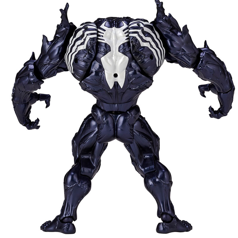 【再販】アメイジング・ヤマグチ No.003『ヴェノム』スパイダーマン 可動フィギュア-014
