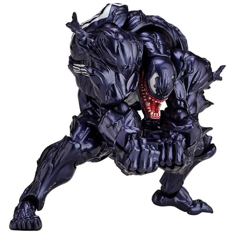 【再販】アメイジング・ヤマグチ No.003『ヴェノム』スパイダーマン 可動フィギュア-018