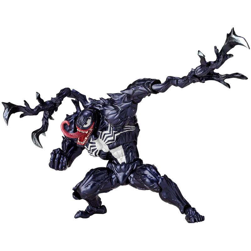 【再販】アメイジング・ヤマグチ No.003『ヴェノム』スパイダーマン 可動フィギュア-019