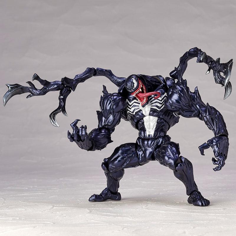 【再販】アメイジング・ヤマグチ No.003『ヴェノム』スパイダーマン 可動フィギュア-020