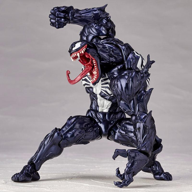 【再販】アメイジング・ヤマグチ No.003『ヴェノム』スパイダーマン 可動フィギュア-021