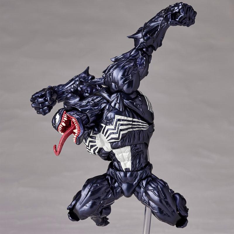 【再販】アメイジング・ヤマグチ No.003『ヴェノム』スパイダーマン 可動フィギュア-022
