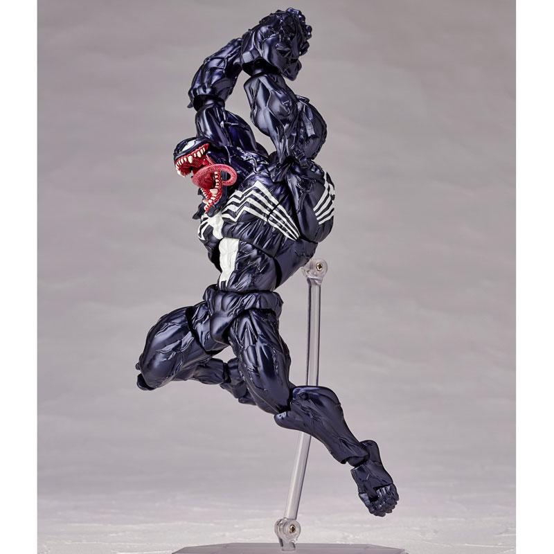 【再販】アメイジング・ヤマグチ No.003『ヴェノム』スパイダーマン 可動フィギュア-023