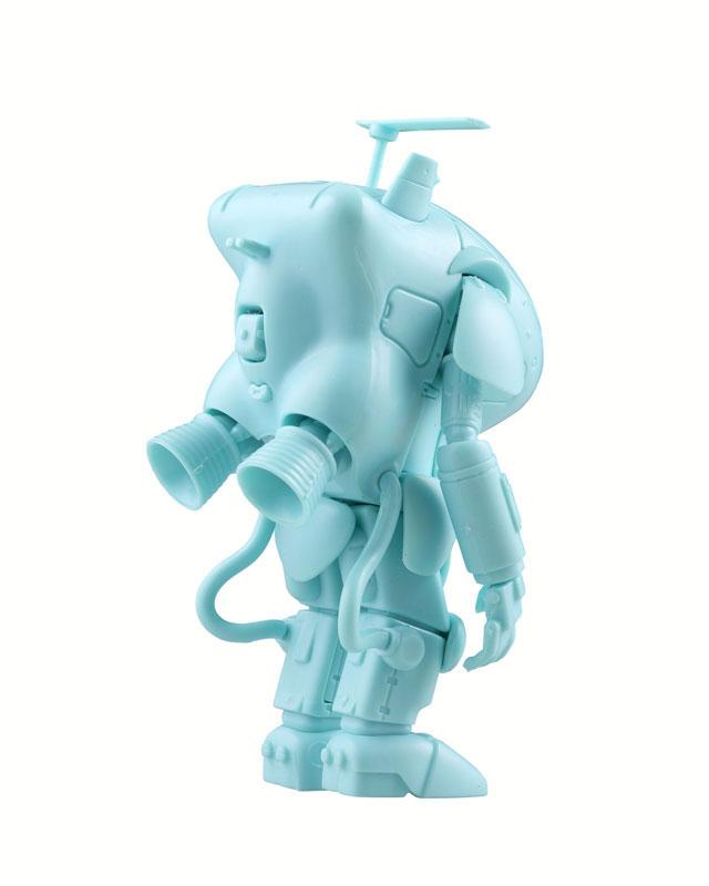 35ガチャーネン-横山宏ワールド-『ガチャーネンVol.2』マシーネンクリーガー プラモデル 12個入りBOX-004