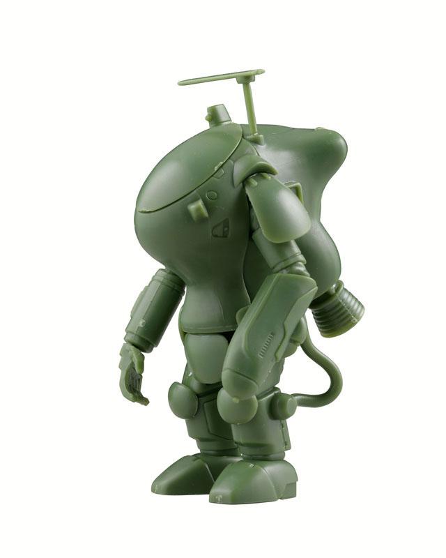 35ガチャーネン-横山宏ワールド-『ガチャーネンVol.2』マシーネンクリーガー プラモデル 12個入りBOX-005