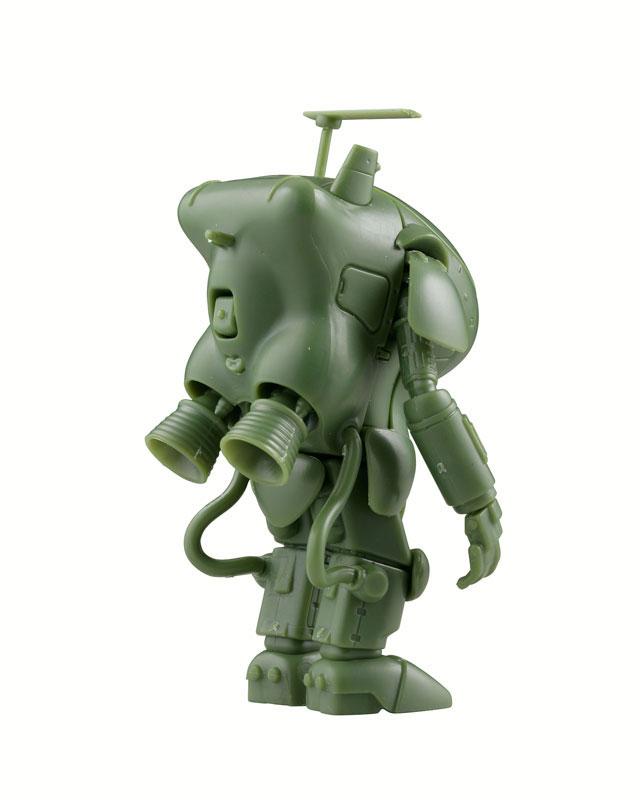 35ガチャーネン-横山宏ワールド-『ガチャーネンVol.2』マシーネンクリーガー プラモデル 12個入りBOX-007