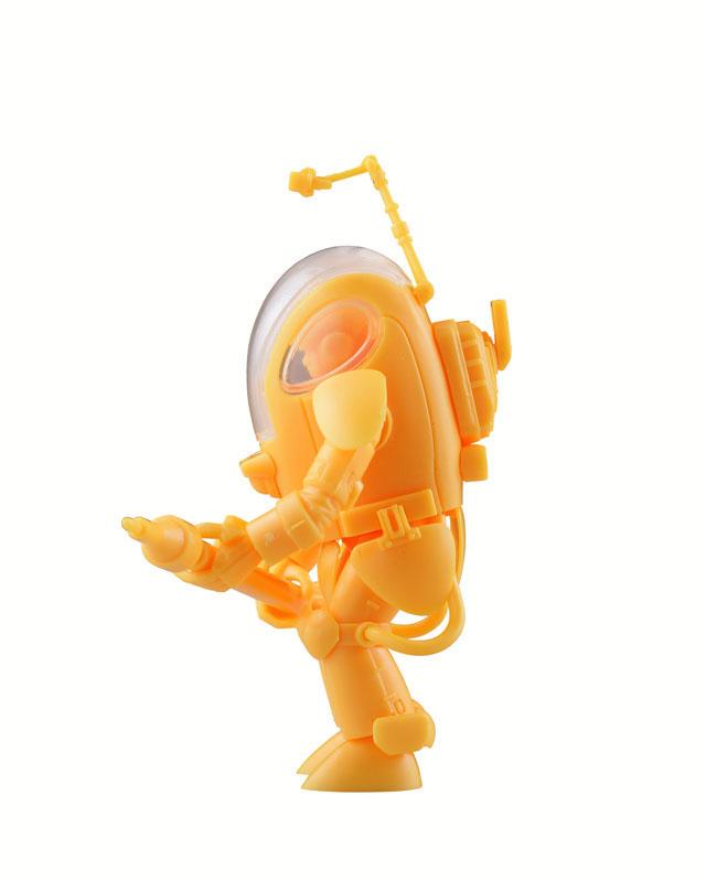 35ガチャーネン-横山宏ワールド-『ガチャーネンVol.2』マシーネンクリーガー プラモデル 12個入りBOX-012