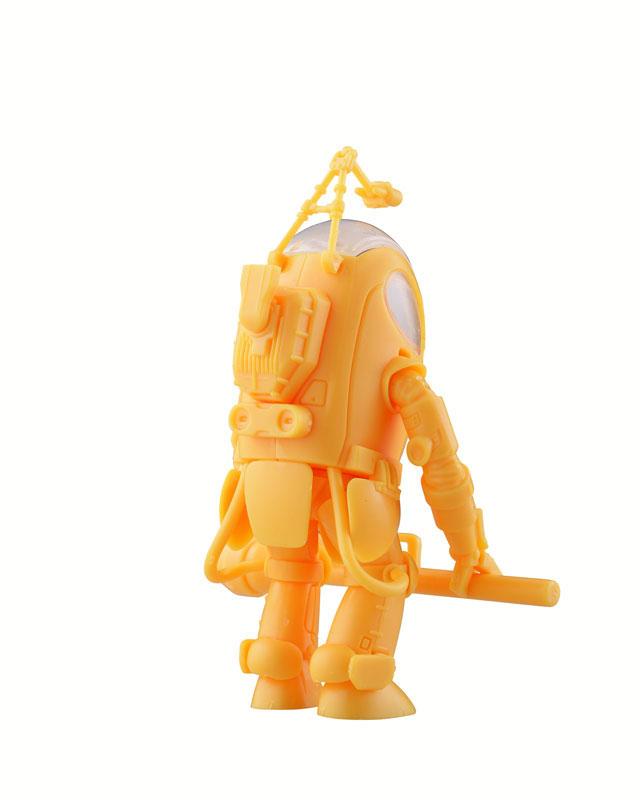 35ガチャーネン-横山宏ワールド-『ガチャーネンVol.2』マシーネンクリーガー プラモデル 12個入りBOX-014