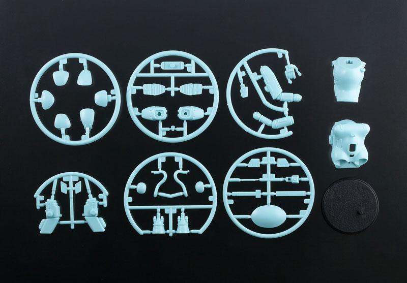 35ガチャーネン-横山宏ワールド-『ガチャーネンVol.2』マシーネンクリーガー プラモデル 12個入りBOX-022
