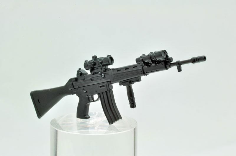 リトルアーモリー[LS01]『89式小銃(閉所戦仕様)豊崎恵那ミッションパック』1/12 プラモデル-003