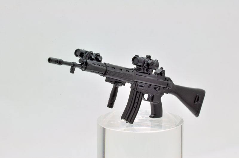 リトルアーモリー[LS01]『89式小銃(閉所戦仕様)豊崎恵那ミッションパック』1/12 プラモデル-004