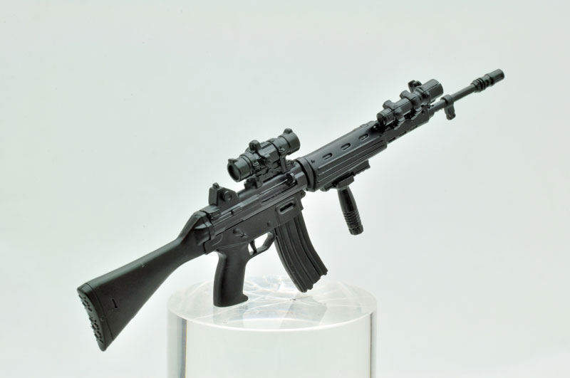 リトルアーモリー[LS01]『89式小銃(閉所戦仕様)豊崎恵那ミッションパック』1/12 プラモデル-005