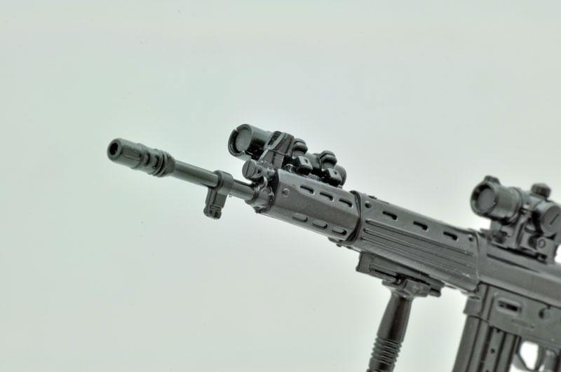 リトルアーモリー[LS01]『89式小銃(閉所戦仕様)豊崎恵那ミッションパック』1/12 プラモデル-008