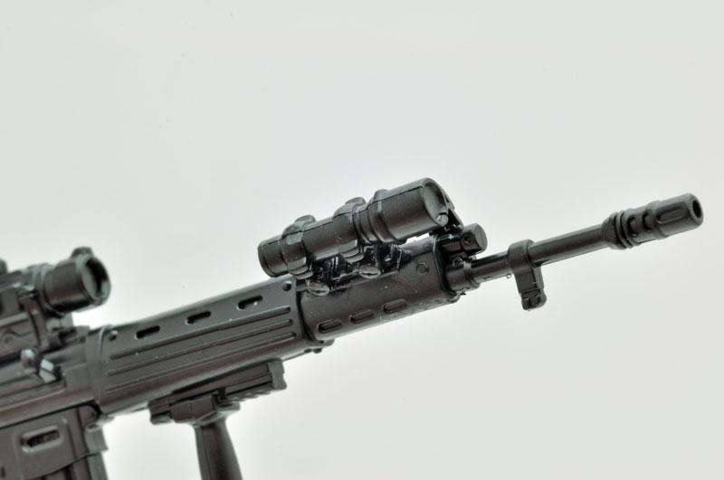 リトルアーモリー[LS01]『89式小銃(閉所戦仕様)豊崎恵那ミッションパック』1/12 プラモデル-009