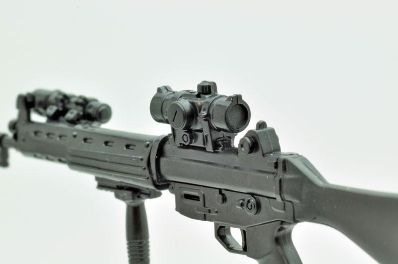 リトルアーモリー[LS01]『89式小銃(閉所戦仕様)豊崎恵那ミッションパック』1/12 プラモデル-011