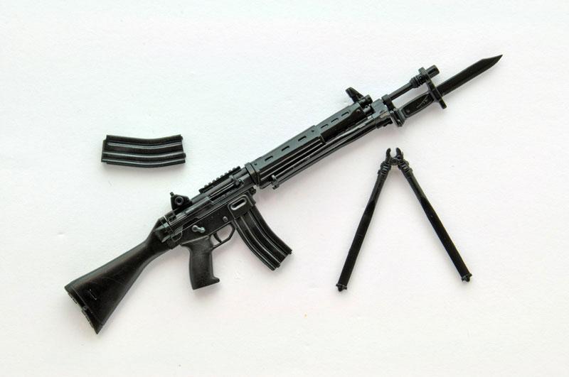 リトルアーモリー[LS01]『89式小銃(閉所戦仕様)豊崎恵那ミッションパック』1/12 プラモデル-014