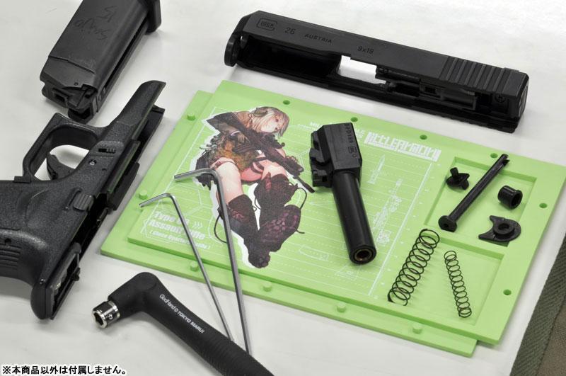 リトルアーモリー[LS01]『89式小銃(閉所戦仕様)豊崎恵那ミッションパック』1/12 プラモデル-024