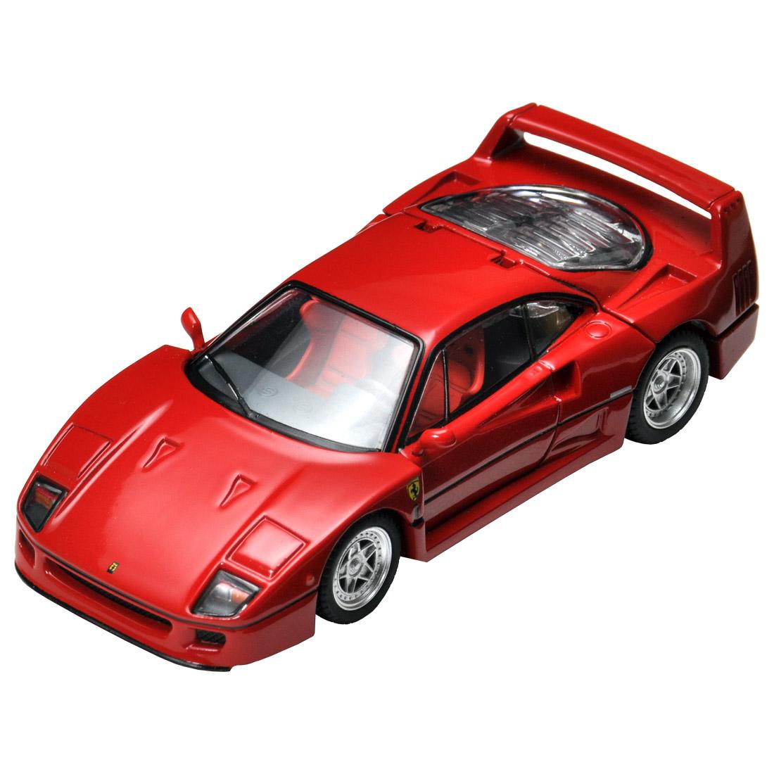 トミカリミテッドヴィンテージ ネオ TLV-NEO『フェラーリF40(赤)』ミニカー-001