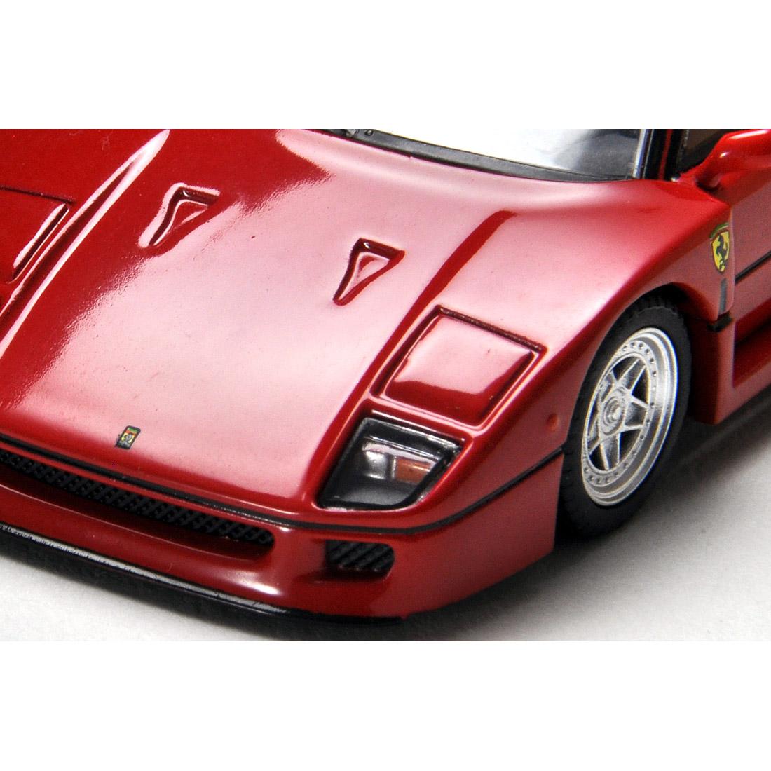 トミカリミテッドヴィンテージ ネオ TLV-NEO『フェラーリF40(赤)』ミニカー-008
