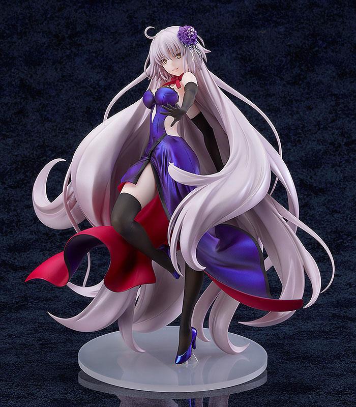 Fate/Grand Order『アヴェンジャー/ジャンヌ・ダルク〔オルタ〕 ドレスVer.』1/7 完成品フィギュア-001