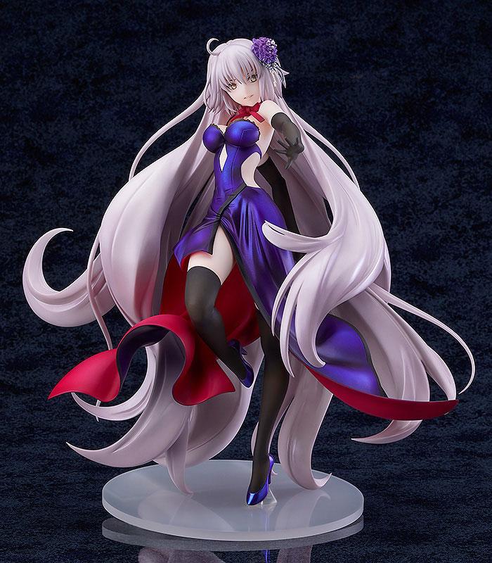 Fate/Grand Order『アヴェンジャー/ジャンヌ・ダルク〔オルタ〕 ドレスVer.』1/7 完成品フィギュア-002