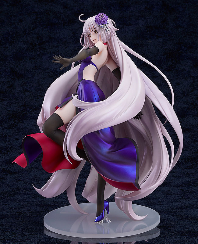 Fate/Grand Order『アヴェンジャー/ジャンヌ・ダルク〔オルタ〕 ドレスVer.』1/7 完成品フィギュア-004