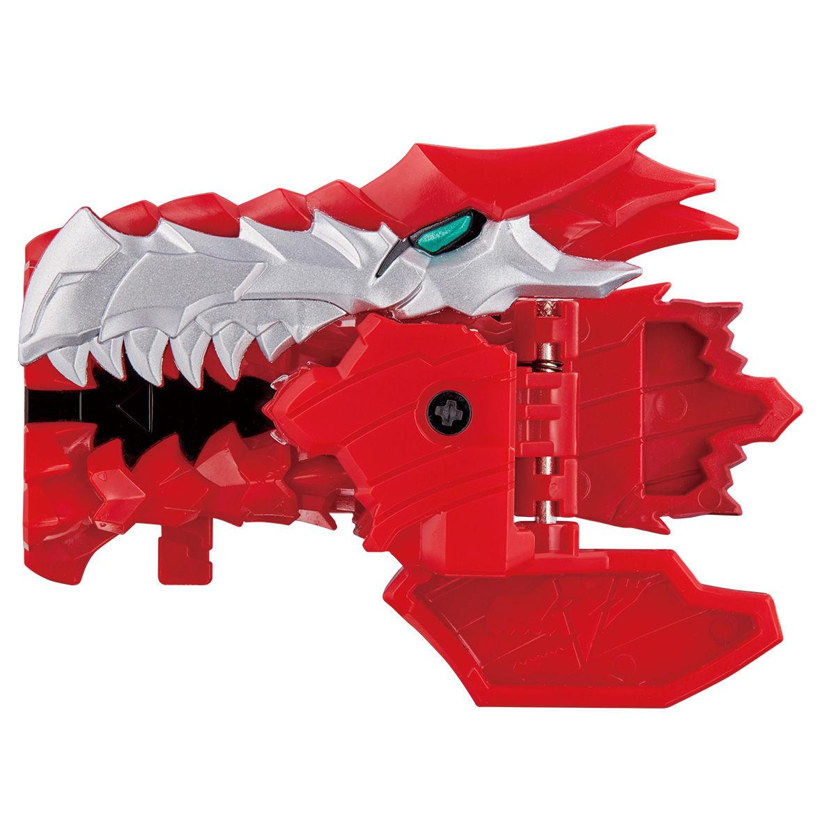 騎士竜戦隊リュウソウジャー『騎士竜シリーズ01 竜装合体 DXキシリュウオー』可変可動フィギュア-003