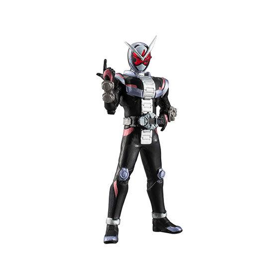 HGシリーズ『HG仮面ライダー vol.01』ガシャポン-001