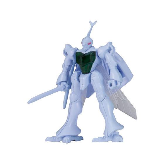 ガシャプラ『聖戦士ダンバイン』プラモデル-001