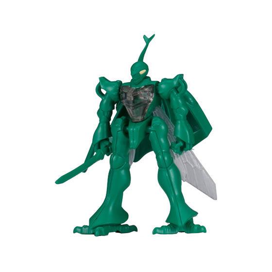ガシャプラ『聖戦士ダンバイン』プラモデル-002