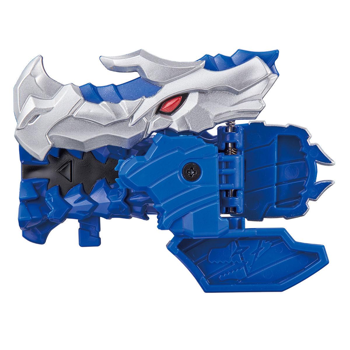 騎士竜戦隊リュウソウジャー『騎士竜シリーズ02&03 DXトリケーン&アンキローゼ』可変可動フィギュア-005