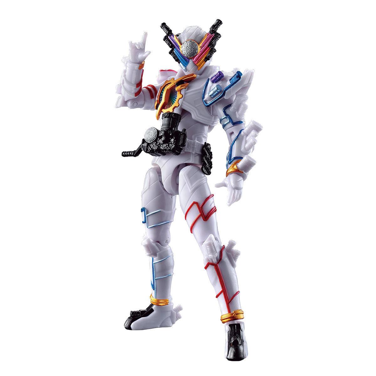 RKFレジェンドライダーシリーズ『仮面ライダービルド ジーニアスフォーム』可動フィギュア-001
