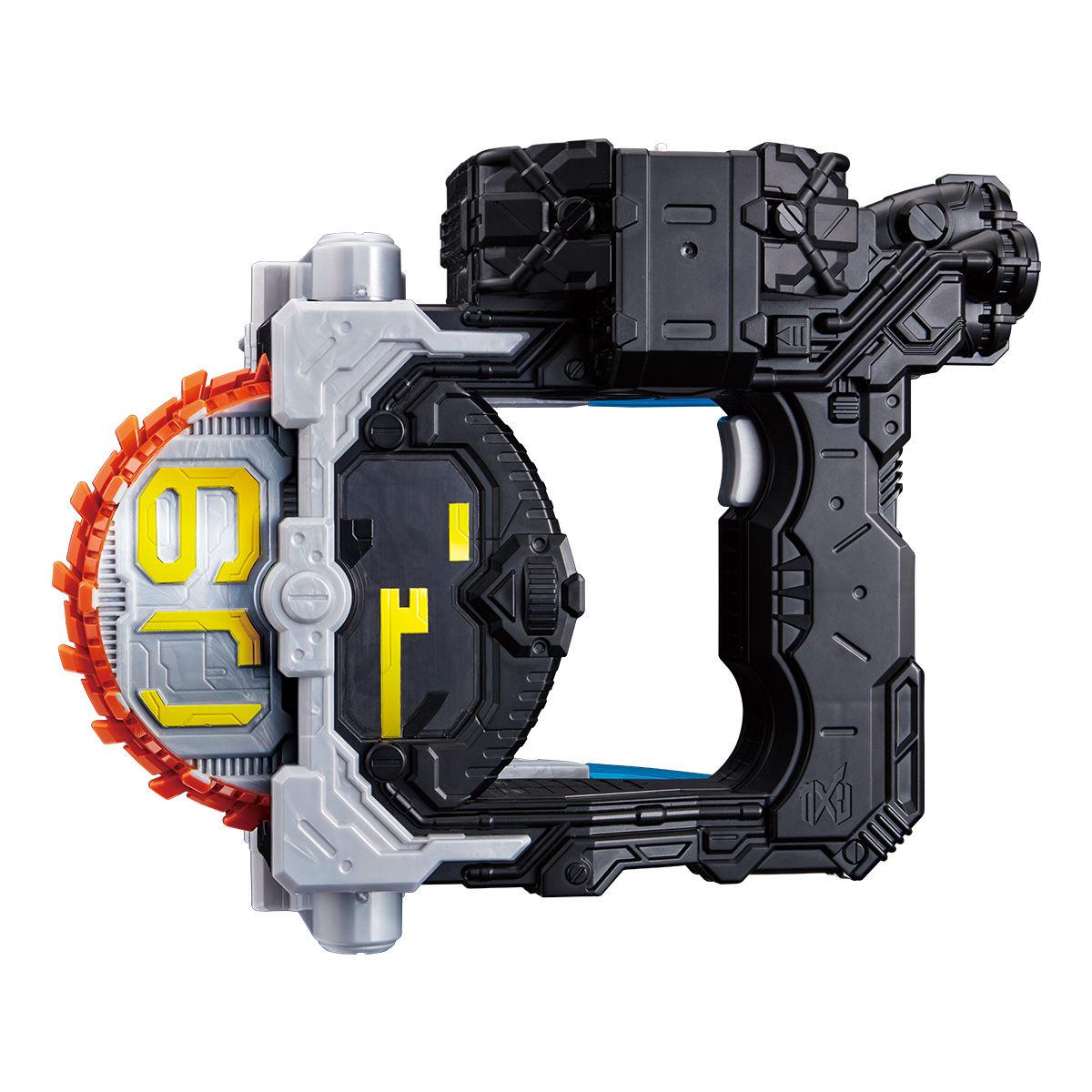 仮面ライダーゲイツリバイブ『裂風削烈 DXジカンジャックロー』仮面ライダージオウ 変身なりきり-004