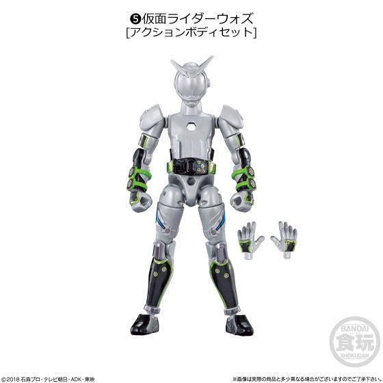 【食玩】装動『仮面ライダージオウ RIDE7』セット 可動フィギュア-004