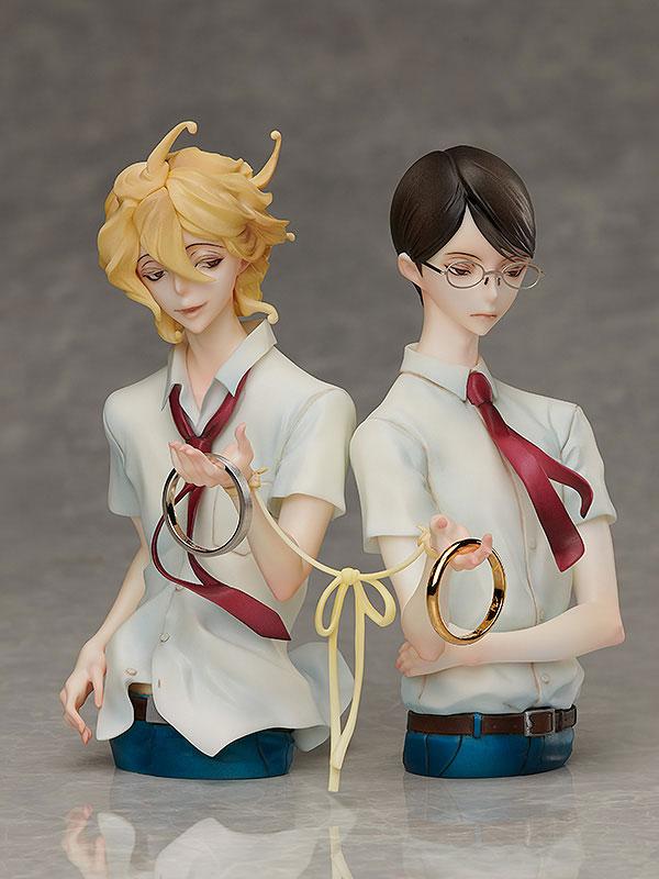 同級生『Statue and ring style 草壁光 佐条利人|リング13号』完成品フィギュア+指輪-001