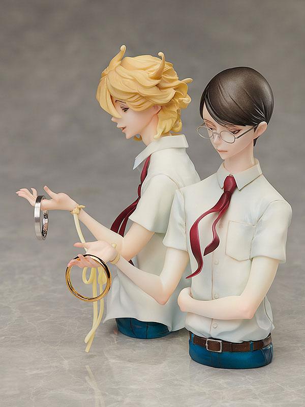 同級生『Statue and ring style 草壁光 佐条利人|リング13号』完成品フィギュア+指輪-003