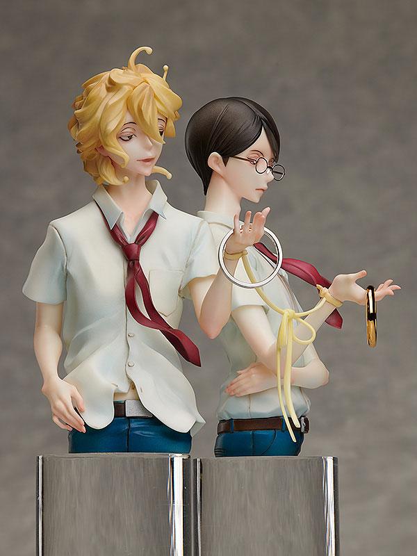同級生『Statue and ring style 草壁光 佐条利人 リング13号』完成品フィギュア+指輪-006