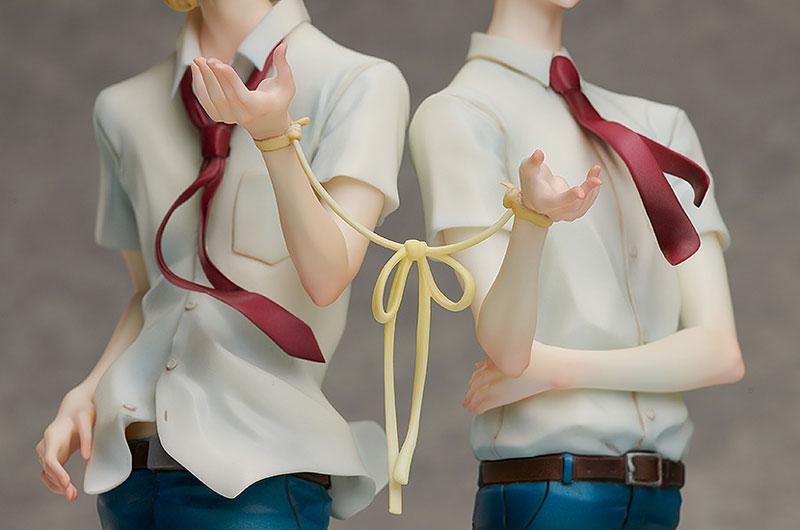 同級生『Statue and ring style 草壁光 佐条利人 リング13号』完成品フィギュア+指輪-010