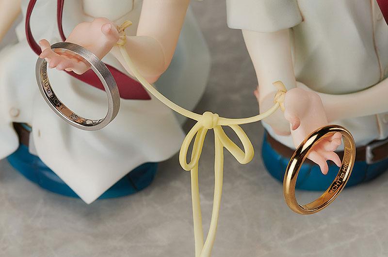 同級生『Statue and ring style 草壁光 佐条利人 リング13号』完成品フィギュア+指輪-011
