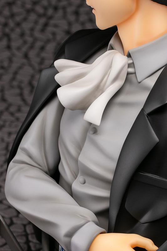 進撃の巨人『リヴァイ 胸像フィギュア カラーver』1/3 完成品フィギュア-009