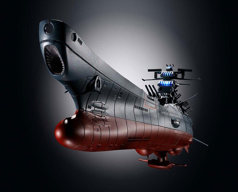 超合金魂『GX-86 宇宙戦艦ヤマト2202』完成品モデル-001
