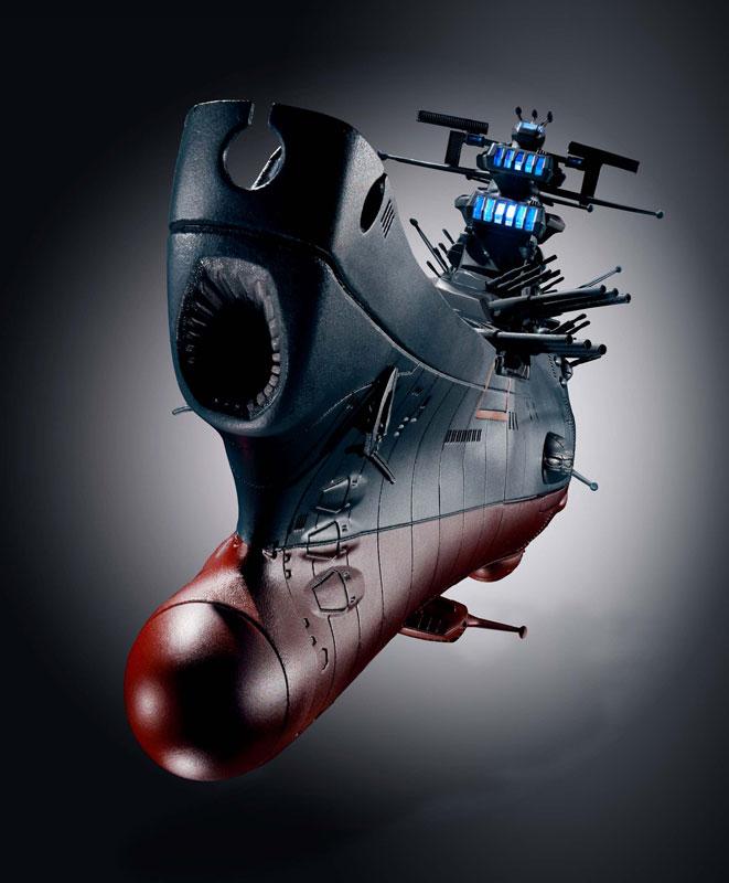超合金魂『GX-86 宇宙戦艦ヤマト2202』完成品モデル-002