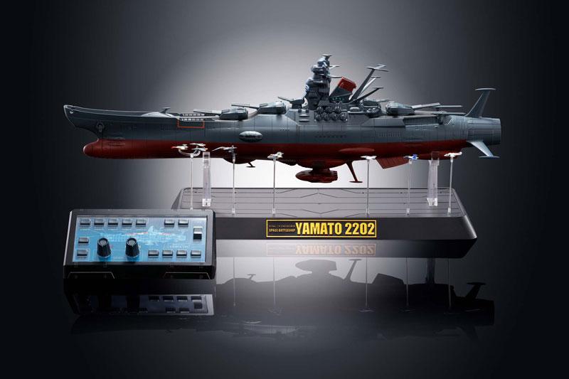 超合金魂『GX-86 宇宙戦艦ヤマト2202』完成品モデル-003